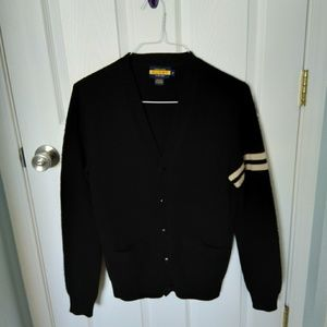 Ralph Lauren men's wool cardigan size small